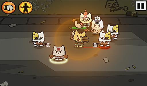 野猫刀锋战士