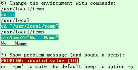 Script Echo Color(Linux终端)