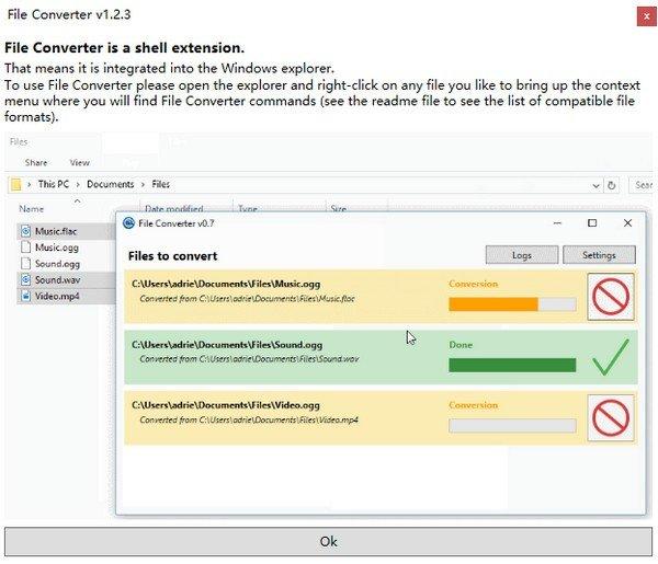 File Converter(右键文件转换器)
