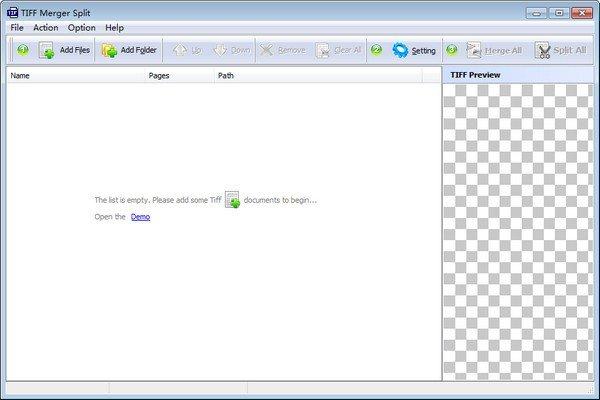 Boxoft TIFF Merge and Split(TIFF图像处理软件)