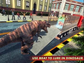 愤怒的恐龙动物园运输车下载