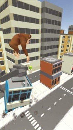 进击的大猩猩