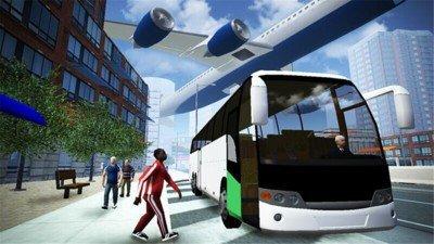 单机游戏机场巴士软件截图0