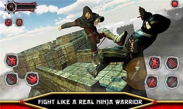 忍者战士暗影之战软件截图2