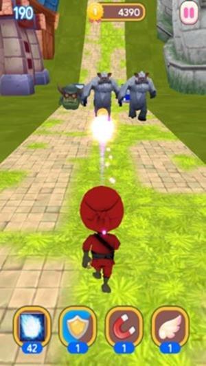 小英雄跑酷软件截图0