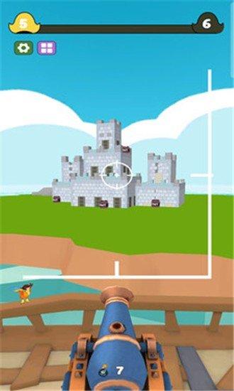 炮轰城堡软件截图1