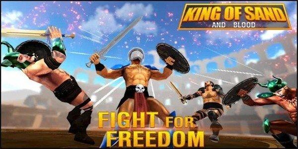 沙与血之王角斗士竞技场软件截图0