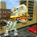 恐龙机器人模拟器