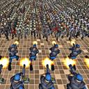 僵尸战争模拟器