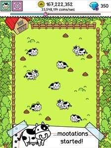 疯狂奶牛进化破解版软件截图0