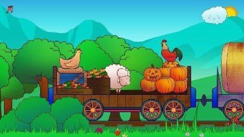 动物火车软件截图3
