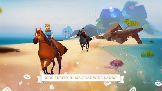 马背上的旅程软件截图0
