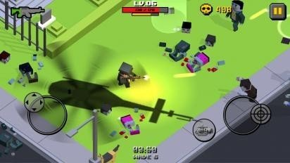 魔方僵尸战争软件截图2