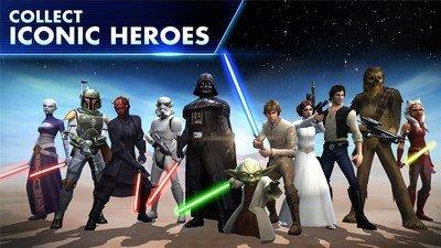 星球大战银河英雄传软件截图3