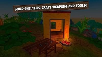 单机游戏荒岛生存软件截图2