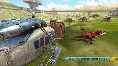 侏罗纪世界追捕行动