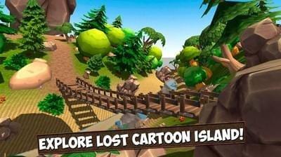 单机游戏荒岛生存软件截图3