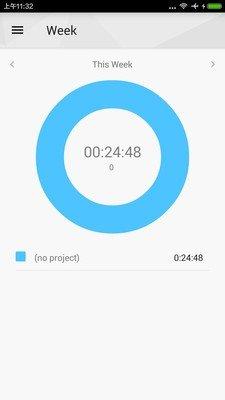 Toggl Time Tracker软件截图2
