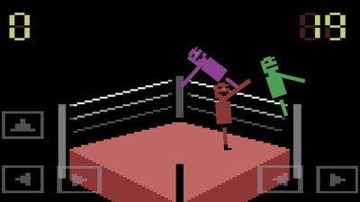搞怪摔跤软件截图2