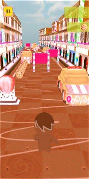 糖果人跑步3D软件截图3