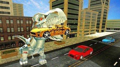 恐龙机器人模拟器软件截图3