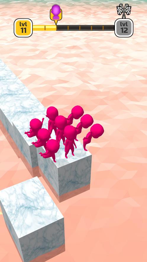 Crowd Jump 3D软件截图1