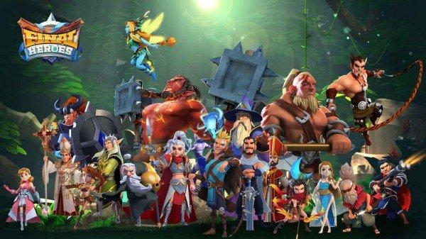 Final Heroes软件截图0