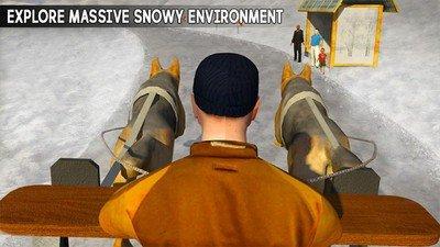 狗狗拉雪橇模拟器软件截图2
