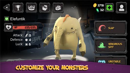 小怪兽的战争软件截图2