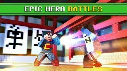 方块英雄格斗