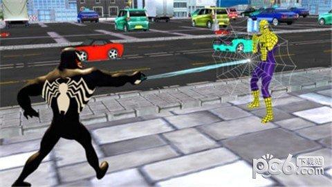 毒液对战邪恶蜘蛛侠软件截图3