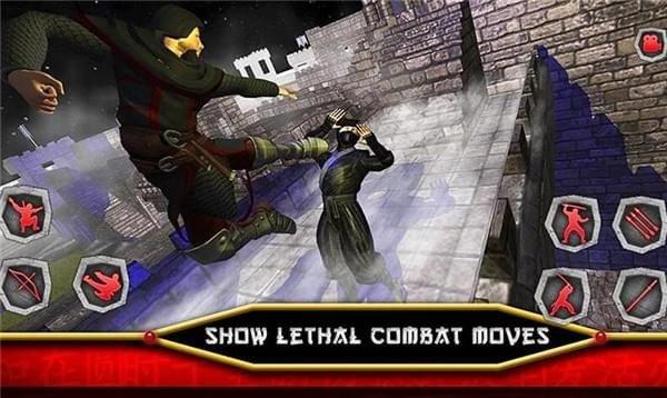 忍者战士暗影之战软件截图3