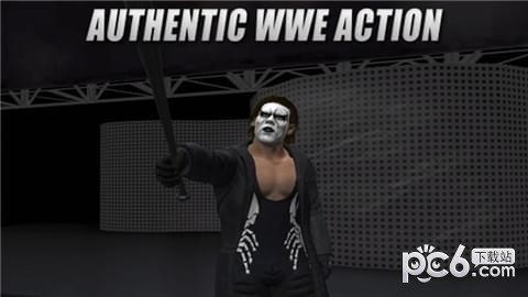 WWE2K摔跤软件截图1