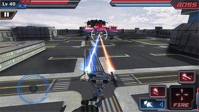 机甲强袭3D