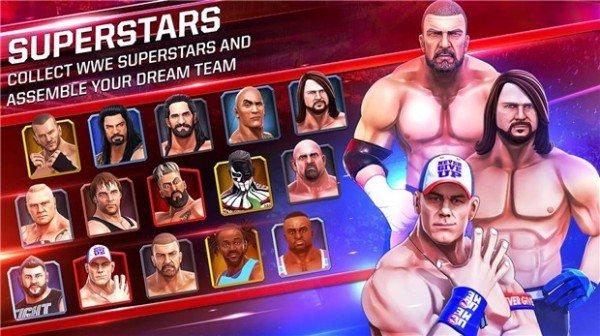 WWE混乱软件截图2