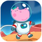 小猪佩奇太空探险