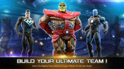 超级英雄战斗无限之战软件截图2