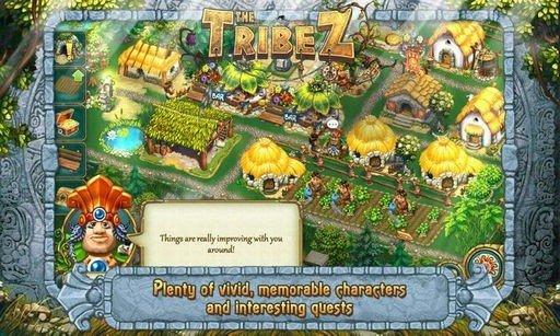 部落The Tribez