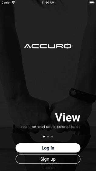 AccuroFit软件截图2