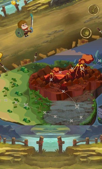 魔岛迷失软件截图0