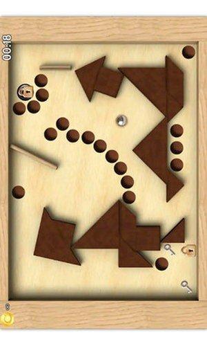 球球3D旋转迷宫软件截图1
