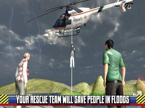 直升机的模拟救援软件截图1