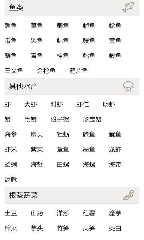 寿司的做法西餐菜谱软件截图2