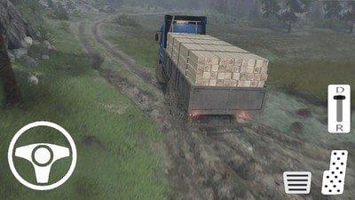 欧洲卡车运输模拟