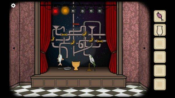 逃离方块剧场软件截图3
