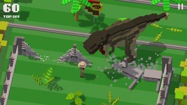 跳跃侏罗纪破解版软件截图1