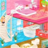 复式娃娃屋装扮公主房