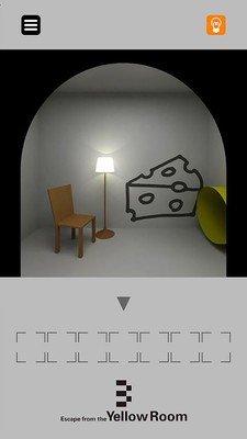 逃脱游戏白色房间软件截图2