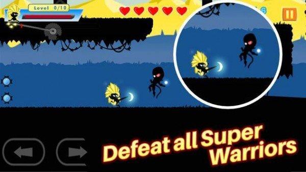 超级战士龙冒险软件截图0