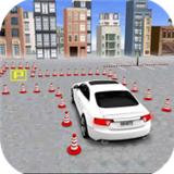 手机开车模拟驾驶游戏